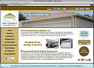 Above Standard Garage Builders, Inc.